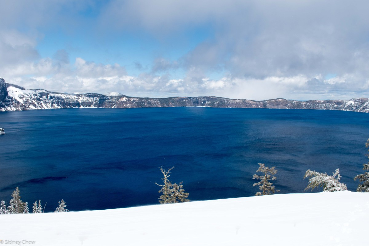 Crater Lake National Park: Deep and Blue
