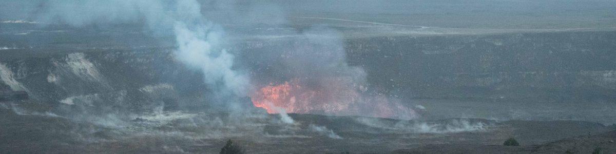 Hawaii Volcanoes National Park: Wrath of Pele