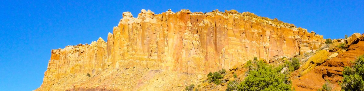 "Capitol Reef National Park: Red Rock ""Fold"" and History"