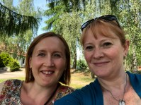 Visiting with Iwona https://journeyback.org/2018/06/03/a-day-of-worship-rest/