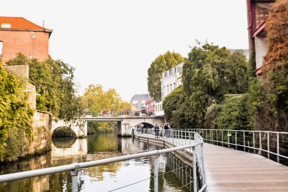 Dyle River, Mechelen