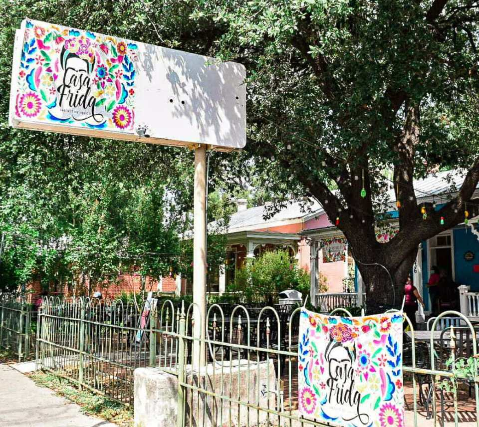 Casa Frida in San Antonio, Texas