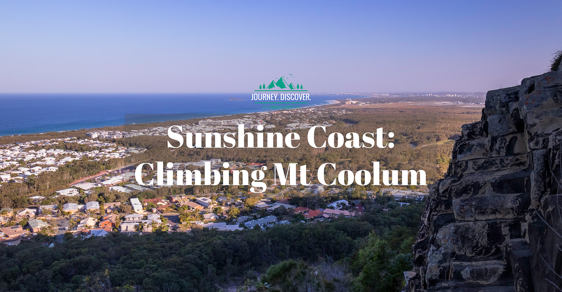 Sunshine Coast: Climbing Mt Coolum