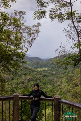 Obi Valley Lookout, Kondalilla National Park
