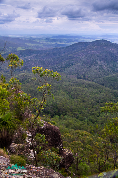 Somerset Lookout, D'Aguilar National Park, Moreton Bay