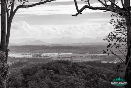 View From Goolmans Lookout