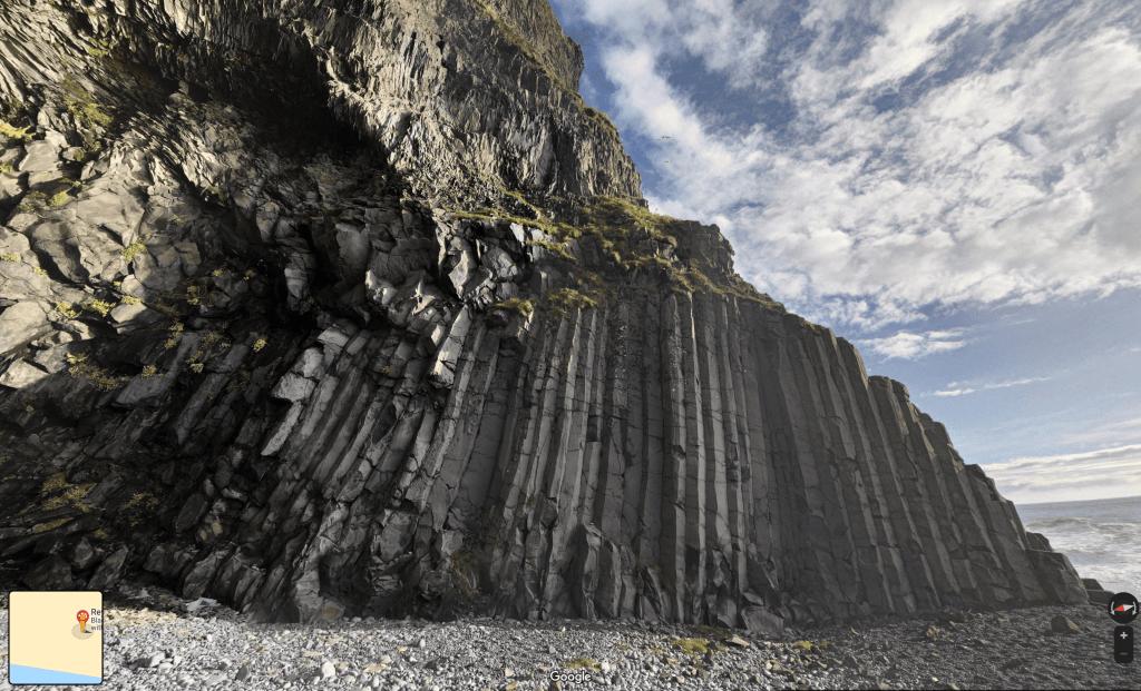 Iceland - Reynisfjara Basalt Columns