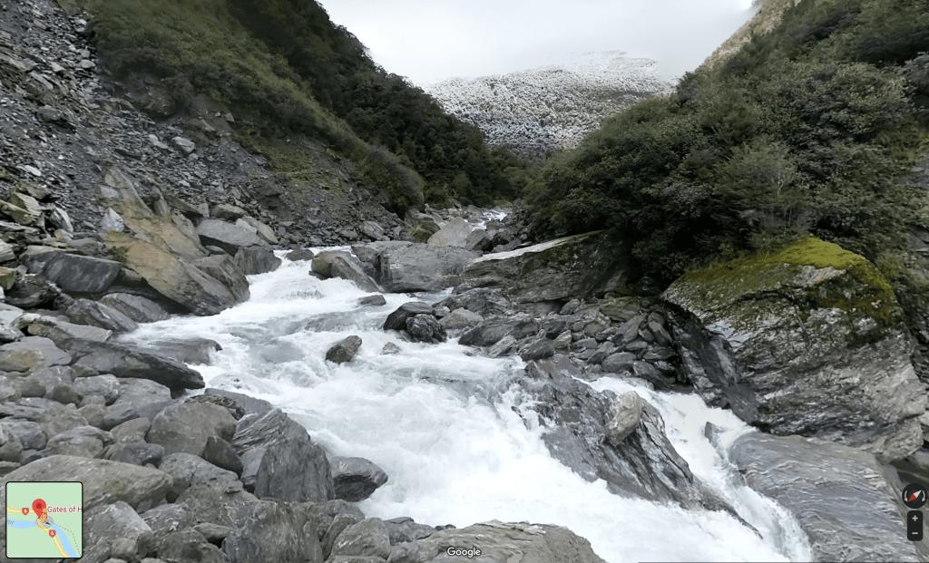 New Zealand - Gates Of Haast