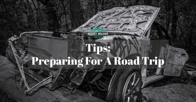 Tips For Preparing For A Road Trip