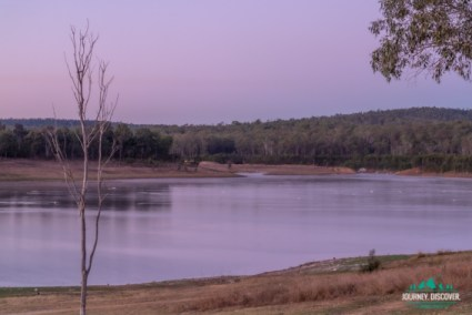 Blijke-Petersen Dam/ Lake Barambah