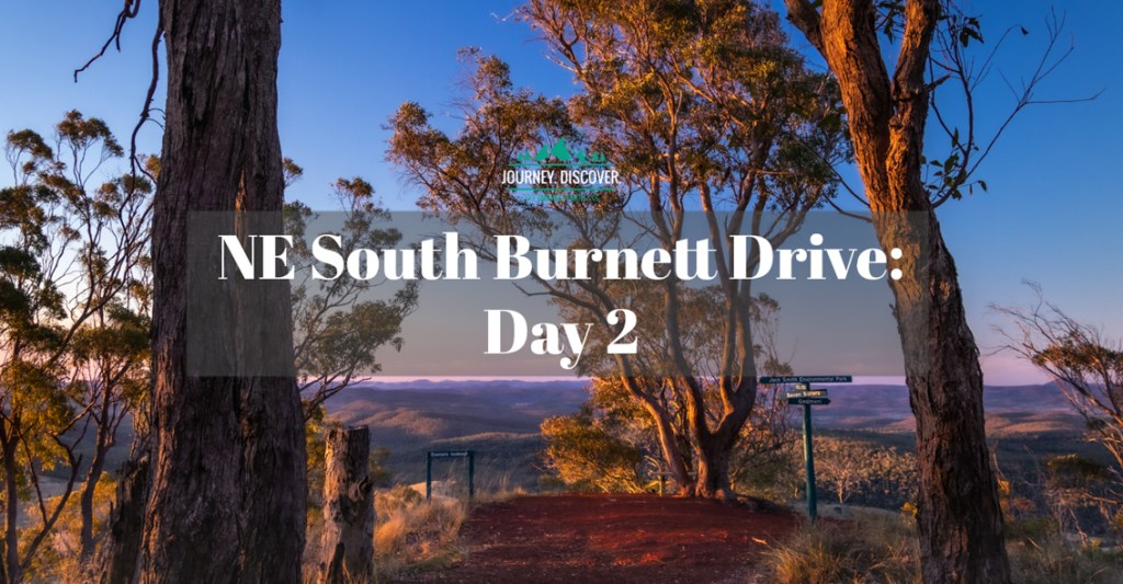 NE South Burnett Drive - Day 2