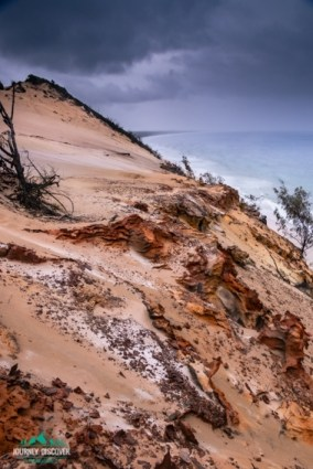 Carlo Sandblow, Great Sandy National Park