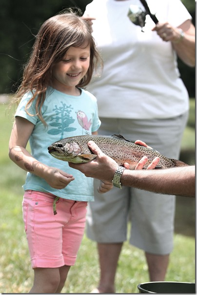 Cooper Creek Trout Farm 1
