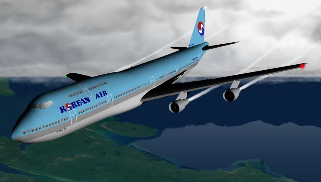 Korean Air Flight 801 - Aviation Accidents Crash