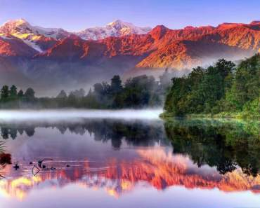 South Island New Zealand - Countries for Nature Lovers