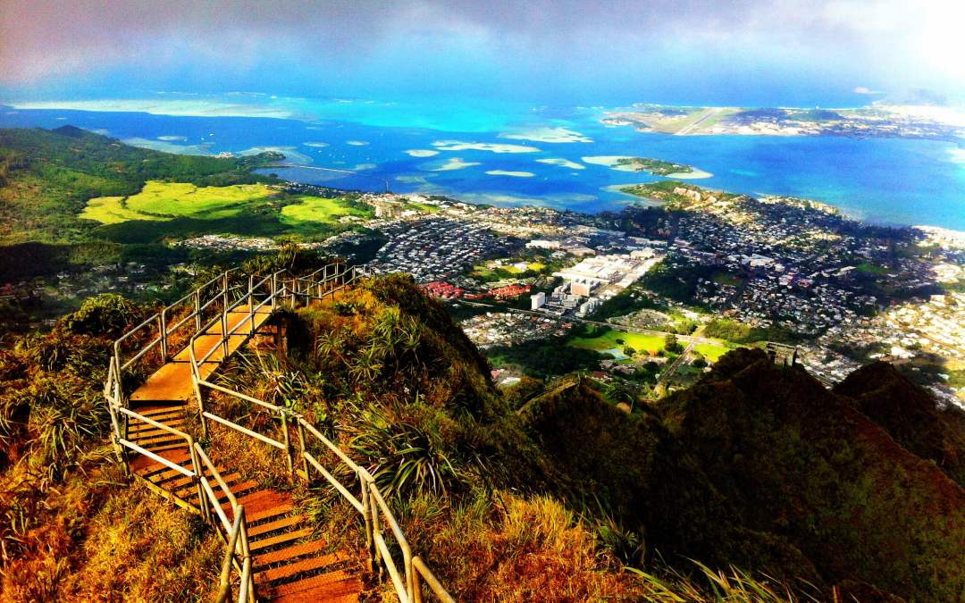 The Forbidden Allure of Oahu's Stairway to Heaven