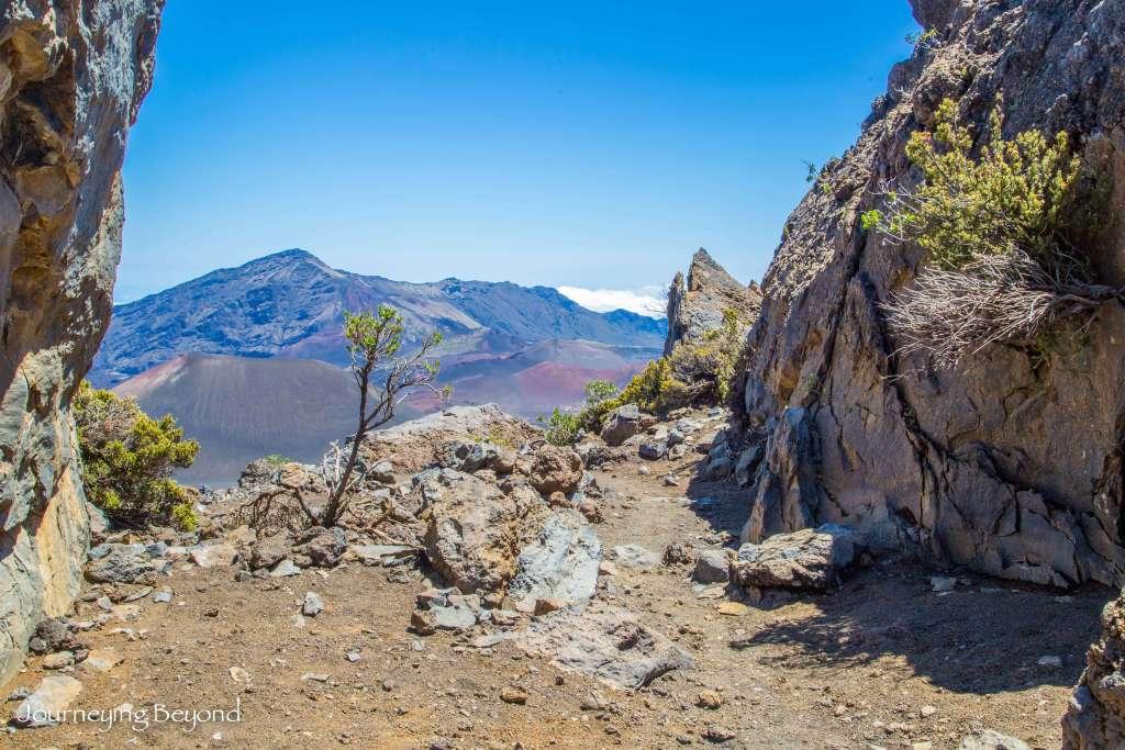 Haleakala Hike-22
