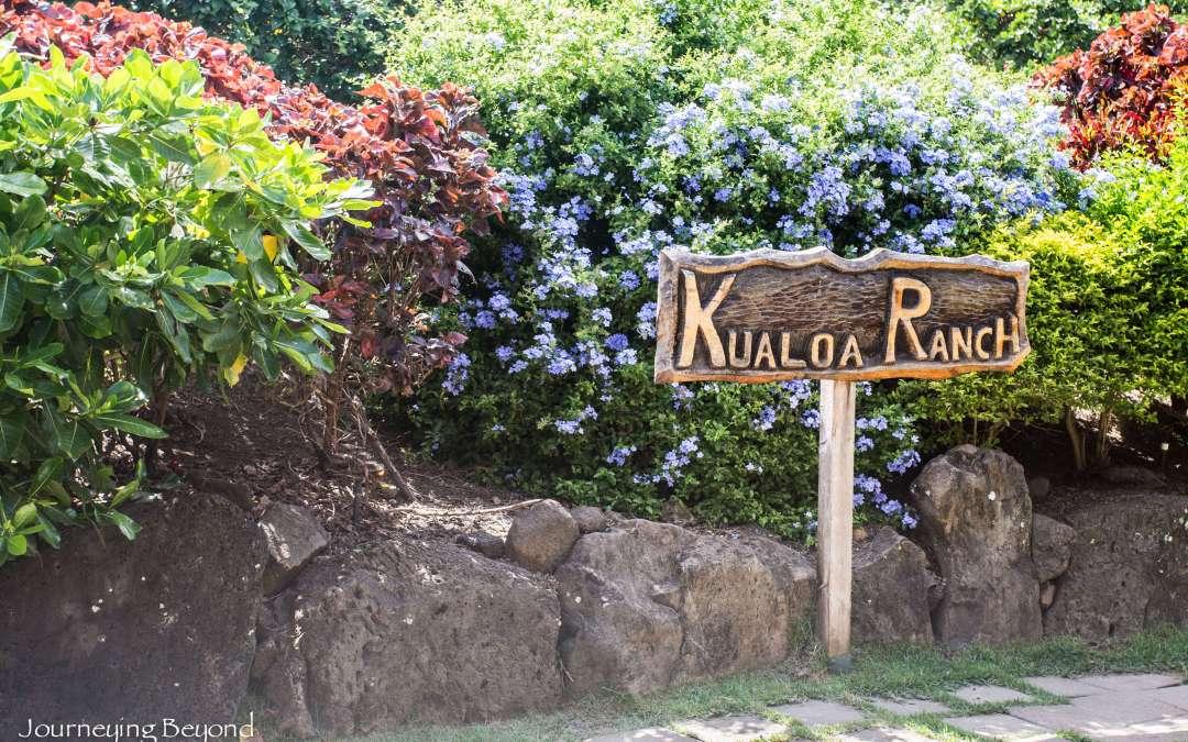 Uncover the Secrets of Kualoa Ranch