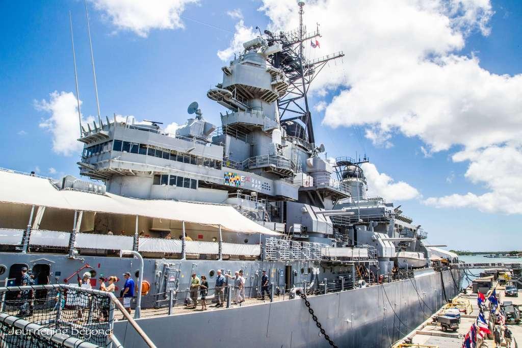 USS Missouri -9
