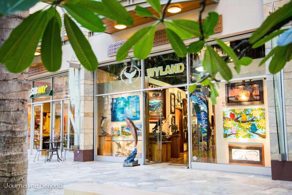 Wyland Gallery Oahu-1