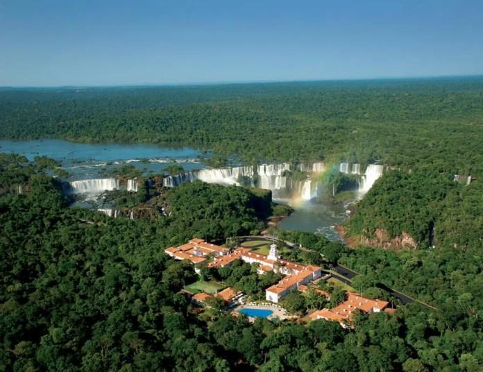 Belmond Das Cataratas - one of the best luxury hotels in Foz do Iguacu, Image Credit: Booking.com