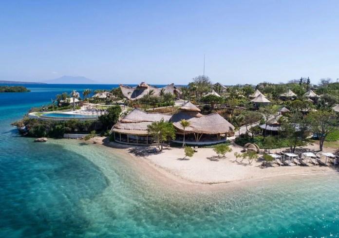 Menjangan Dynasty Resort is Bali's only glamping center