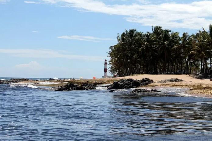 Praia de Itapuã
