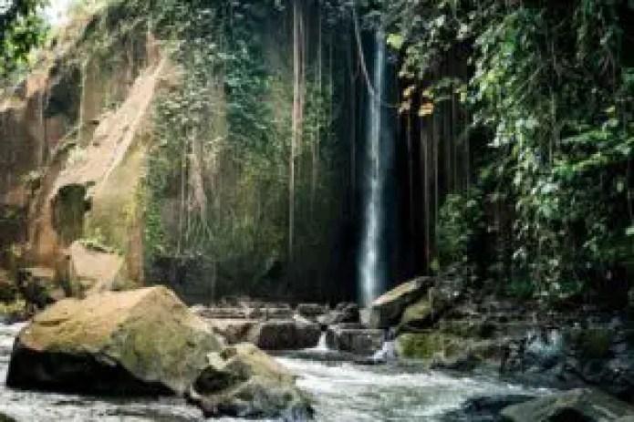 Sumampan Waterfall