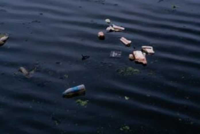 Polluted water Rio
