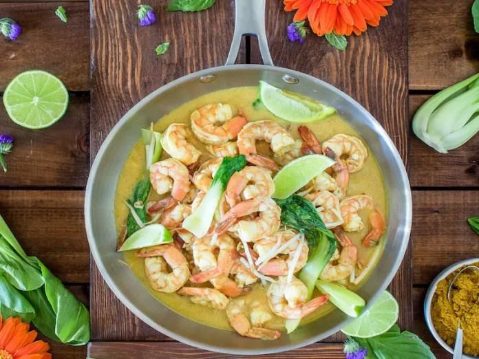 Gaeng Keow Wan Gai Thai Green Curry