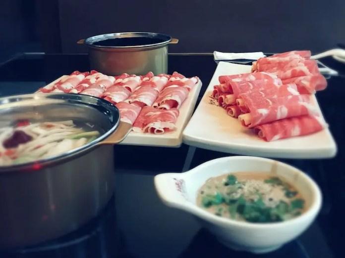 Thai Suki Hot Pot