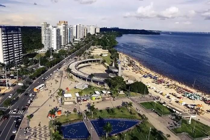 Worth visiting Ponta Negra Beach in Manaus