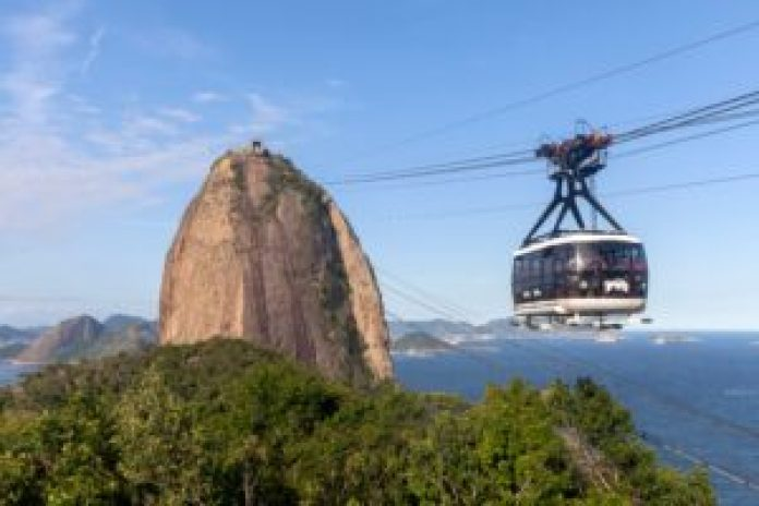 Sugar Loaf Mountain & Cable Car