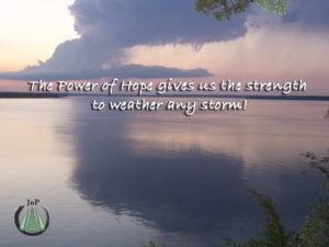 Facing the storm with Hope