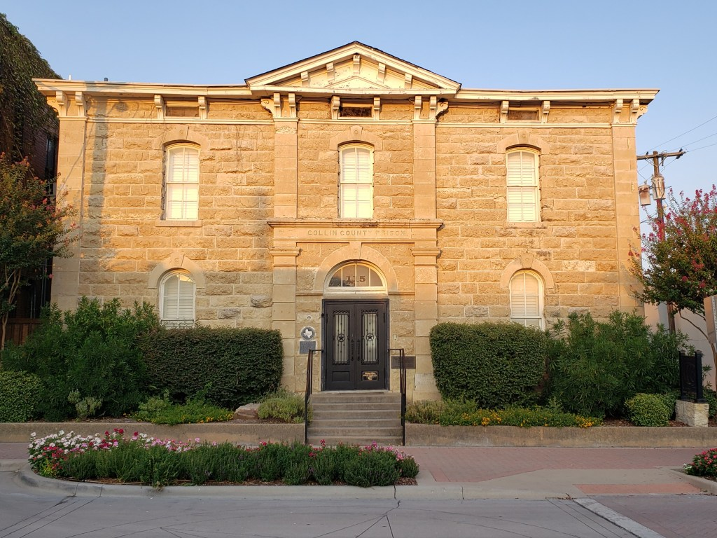 Old Collin County Jail, McKinney