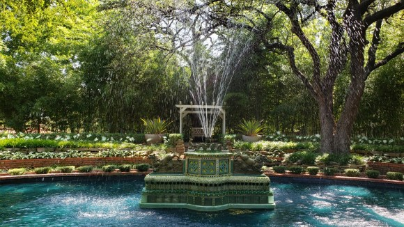 Chi-Ling fountain