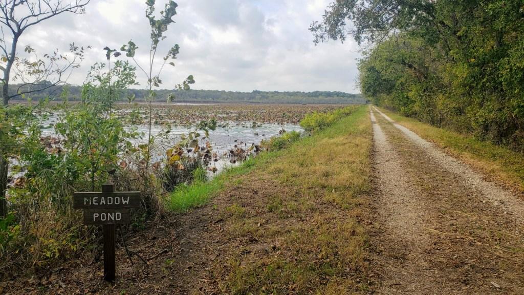 Meadow Pond Trail at Hagerman National Wildlife Refuge