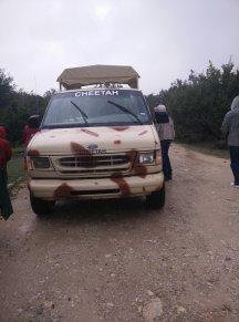 The Safari Vehicle