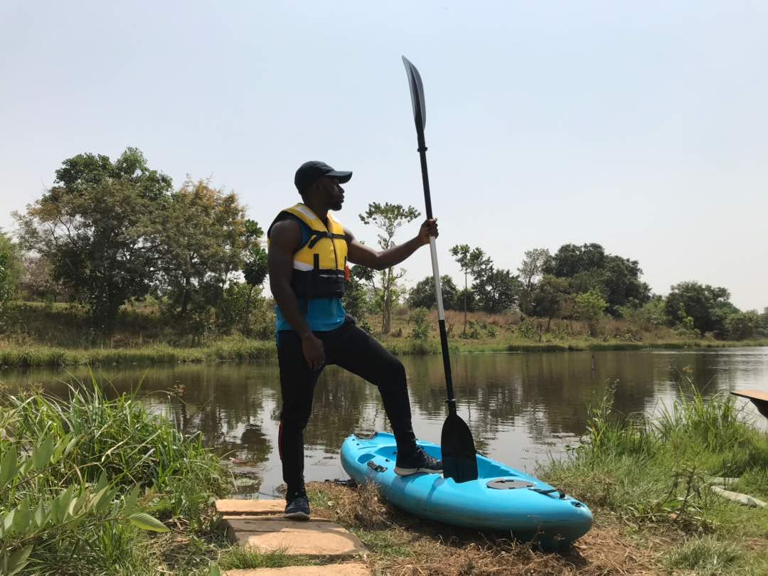 Kayaking in Abuja
