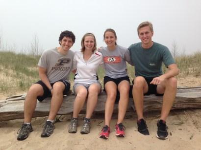 hike siblings