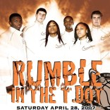 2007 Rumble Poster