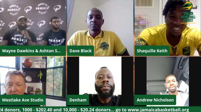 Jamaica Basketball – 24 for 24 Discussing the Road to the 2024 Olympics in Paris, France