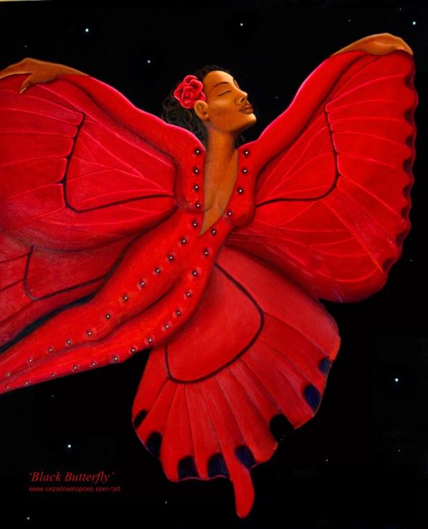 Black Butterfly Original
