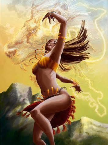 Dancing with Ancestors