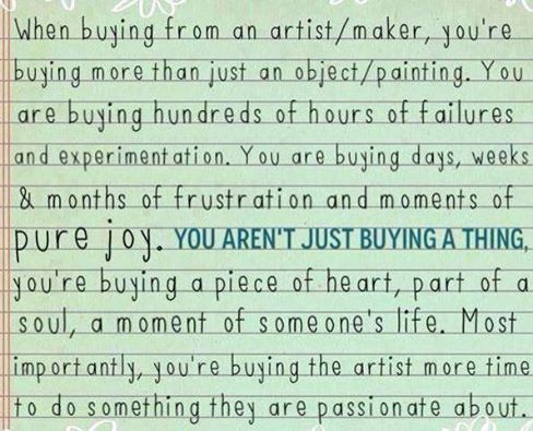 Buying the Artist more time