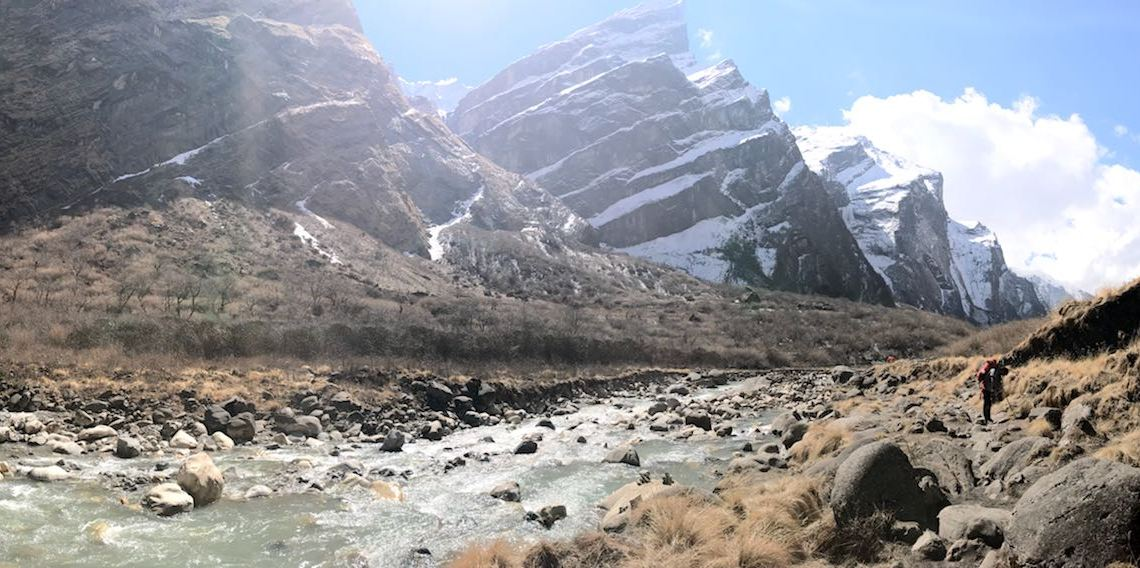 Annapurna Sanctuary Trek is one of my favourites [2/4]