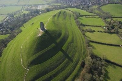 Glastonbury-Tor-England