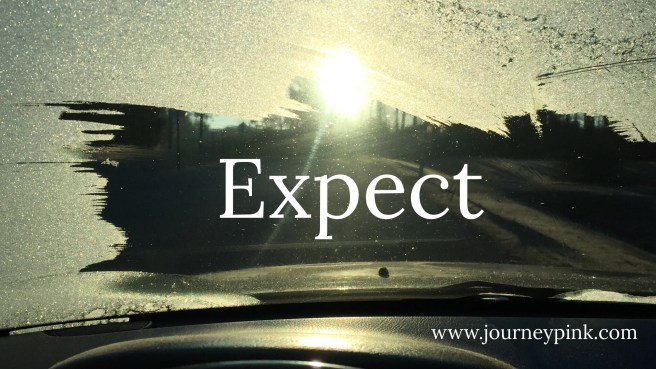 Expect #myoneword