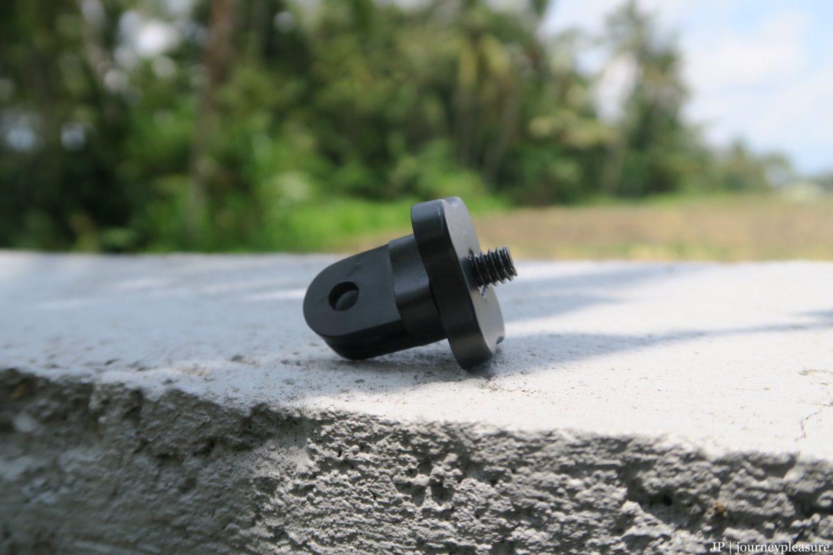 Packliste Mantona 1/4 Zoll Gewinde-Adapter für GoPro
