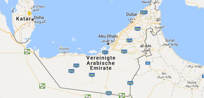 Land Nr. 12: Vereinigte Arabische Emirate – Dubai
